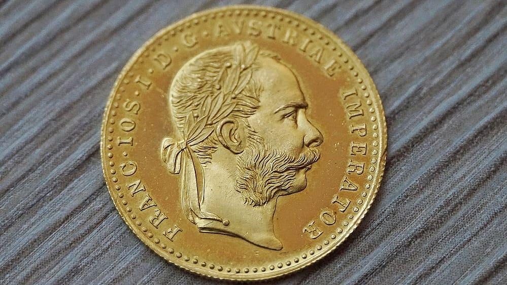 Gold statt Diamanten kaufen - 50000 Euro Anlegen