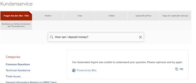 Interactive Brokers Kundenservice