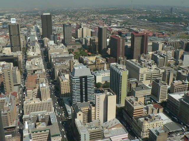 Golfförderung Südafrika - Gold ETF