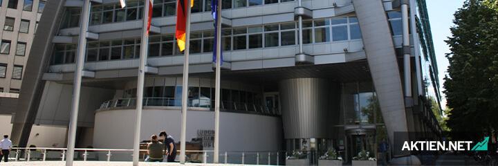 Börsenplätze: Börse Berlin im Ludwig-Erhard-Haus