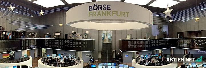 Börsenplätze: Börse Frankfurt