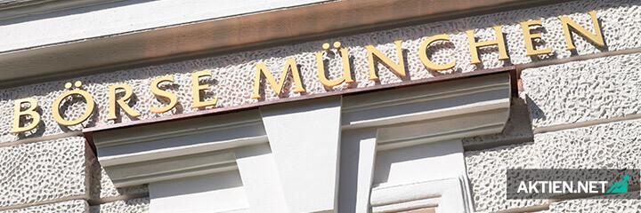 Börsenplätze: Börse München