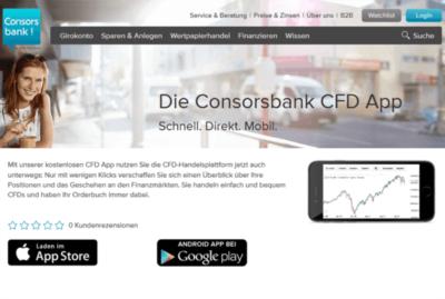 Consorsbank Aktiendepot