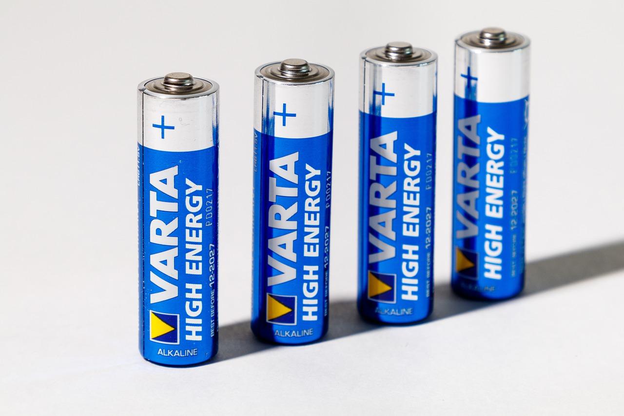 varta batterien lithium ionen - Feststoffbatterie