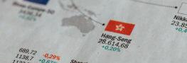 Newspaper stock exchange wall street stocks wordl index Hang-Seng Nikkei DAX Dow Jones - Die wichtigsten Indizes