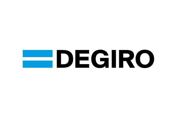 degiro logo - beste etf broker