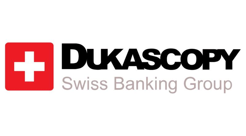 Dukascopy Logo - Beste ECN Broker