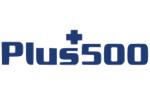 Plus500 Logo Banner