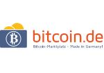 Bitcoin.de Logo Banner