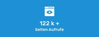 aktien.net Fakten: 122.000 Seiten Aufrufe