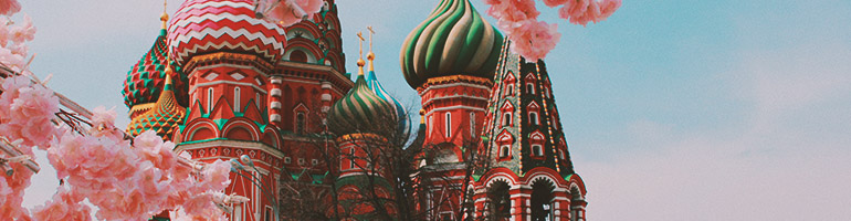 Saint Basil's Cathedral Russland